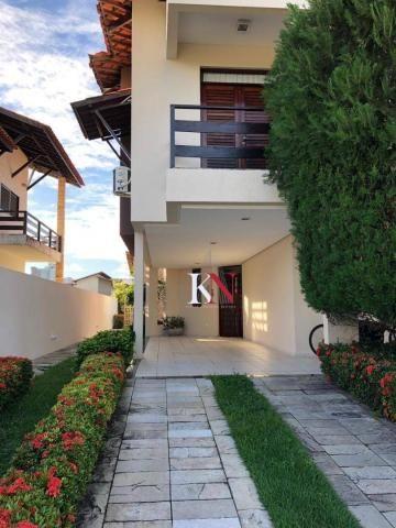 Casa com 3 suítes, DCE, 370 m² por R$ 1.100.000 - Altiplano - João Pessoa/PB - Foto 17