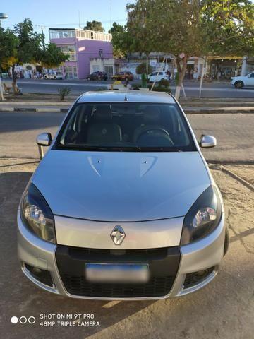 Vendo Renault Sandero 1.6 privillege 11/12 automático - Foto 2