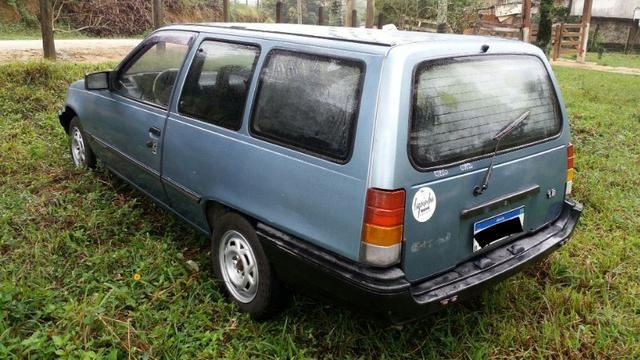 Ipanema SL1.8,Gasolina,Ano90,Mod.91,PinturaOriginal,Raridade,Vistoriada2019,PlacaMercosul - Foto 3