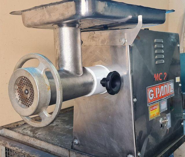 Máquina  de moer carne G- Paniz profissional  - Foto 3