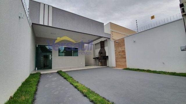 Belíssima casa nova com 3 quartos, confira!!! - Foto 3