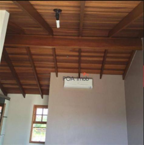 Casa residencial para locação, Guarujá, Porto Alegre - CA0128. - Foto 14