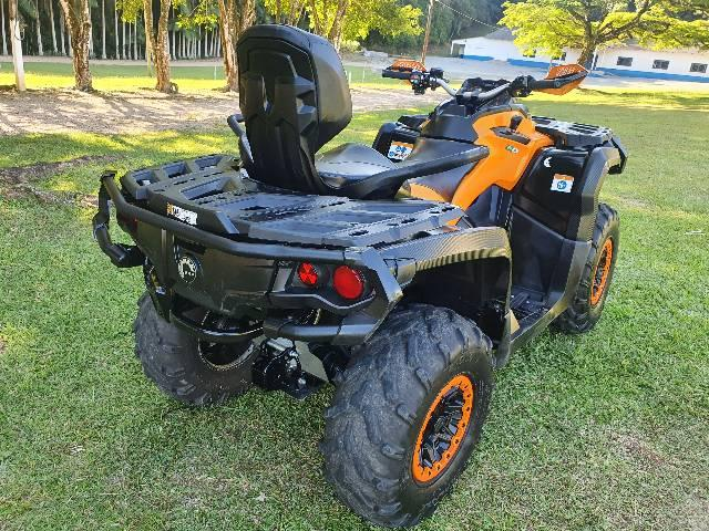 Quadriciclo Can Am Xtp max 1000r - Foto 6