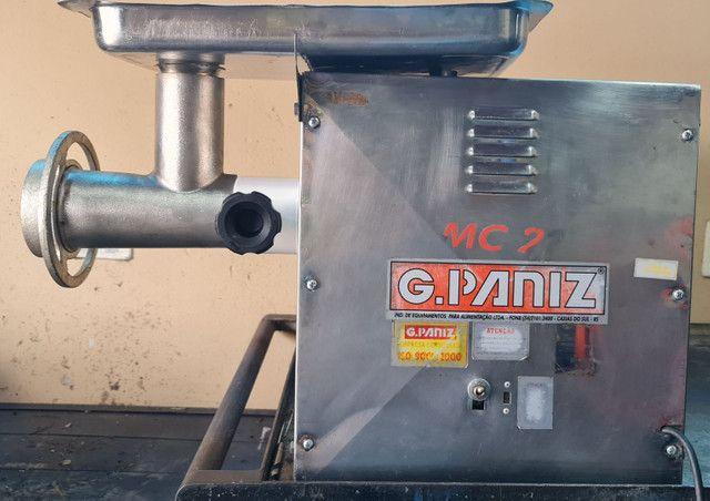 Máquina  de moer carne G- Paniz profissional  - Foto 2