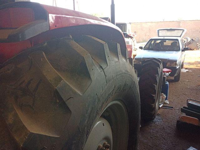 Trator Massey Ferguson 275 4x4 Advance - Foto 6
