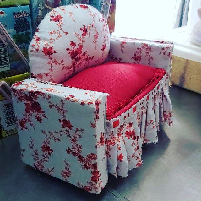 Sofazinho para guardar o que vc desejar - Foto 3