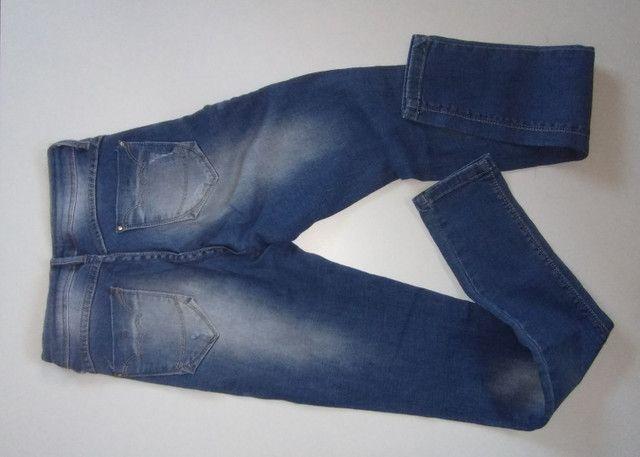 3 calça jeans  40,00 - Foto 6