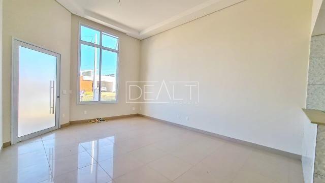 Casa com 3 dormitórios à venda, 149 m² por R$ 650.000,00 - Residencial Real Park Sumaré -  - Foto 2