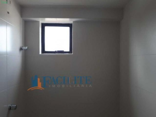 Apartamento à venda com 2 dormitórios em Expedicionários, João pessoa cod:21672 - Foto 3