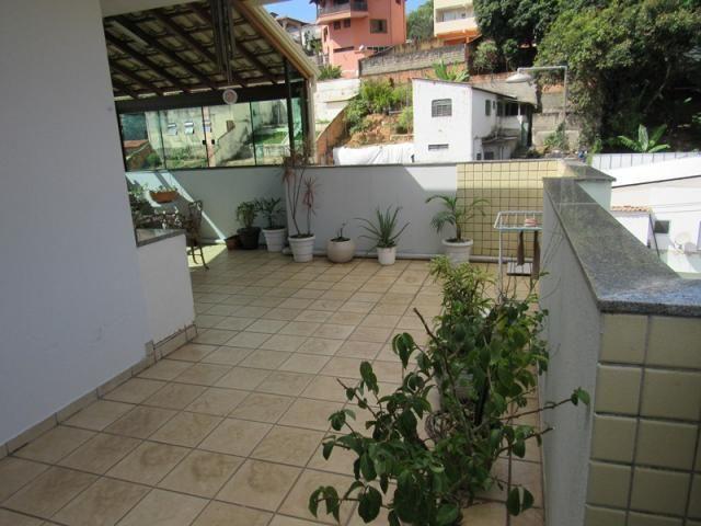 Cobertura à venda com 3 dormitórios em Caiçara, Belo horizonte cod:5870 - Foto 16