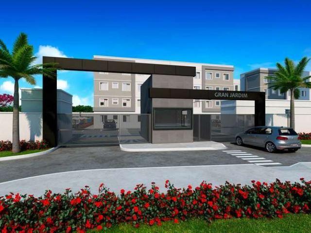 Gran Jardim - Apartamento 2 quartos em Goiania, GO - 39m² - ID3937