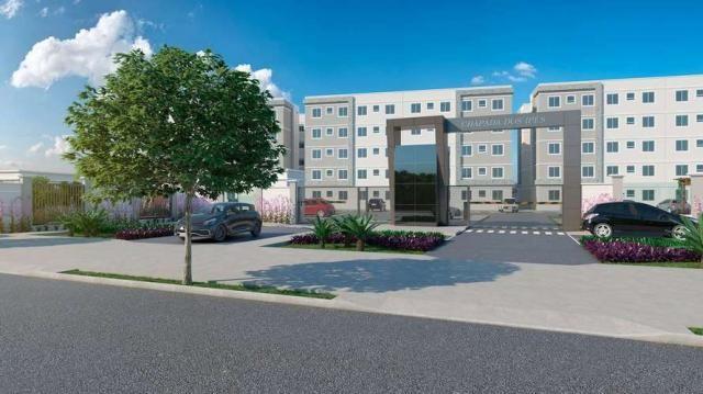Chapada dos Ipês - Apartamento de 2 quartos em Várzea Grande, MT - ID3963 - Foto 2