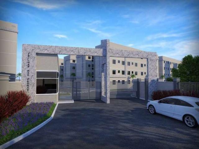 Parque Trilhas das Pedras - Apartamento de 2 quartos em Uberlândia, MG - ID3845