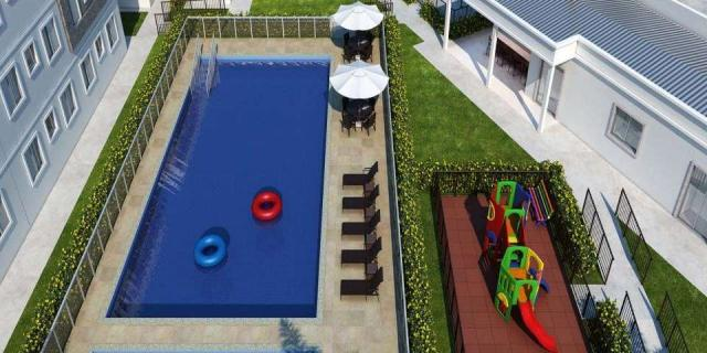 Parque Angra dos Reis - Apartamento 2 quartos em Araras, SP - 39m² - ID3687 - Foto 9