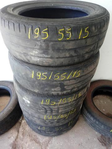 Carcaça pneu pago 15 - Foto 4