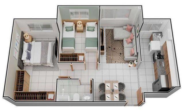 Residencial Amaro - Apartamento 2 quartos no Rio de Janeiro, RJ - ID3920 - Foto 4