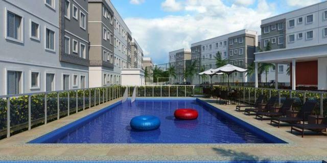 Parque Angra dos Reis - Apartamento 2 quartos em Araras, SP - 39m² - ID3687 - Foto 3
