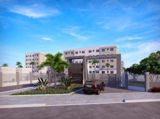 Residencial Porto Frankfurt - Apartamento 2 quartos em São Leopoldo, RS - ID3978 - Foto 2