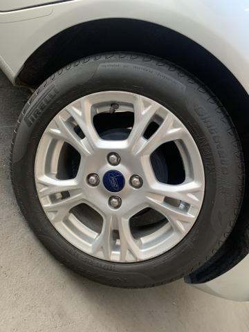 Ford Fiesta SEL 1.6 2016/2017 - Foto 4