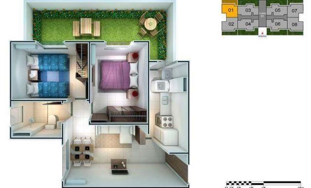 Bela Alvorada - Apartamento de 2 quartos na Ceilândia, DF - ID3820 - Foto 10