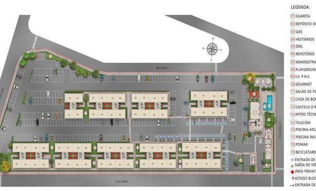 Residencial Vila Turquesa - Apartamento 2 quartos em Cariacica, ES - ID4018 - Foto 6