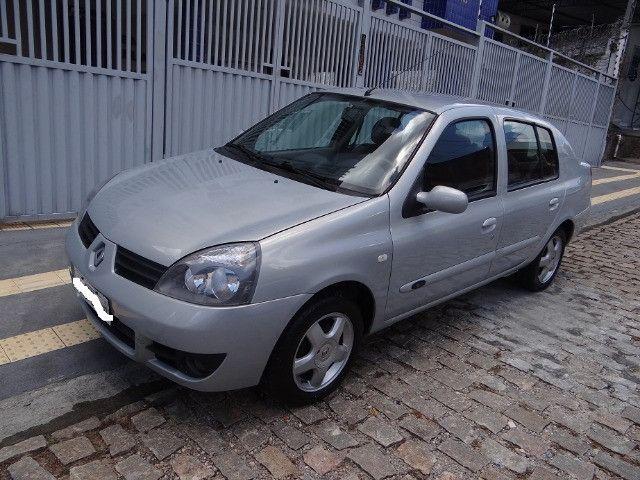 Clio sedan 2008 privilege 1.0 flex - Foto 2