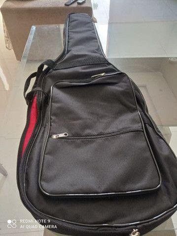 Guitarra (Capa Luxo Exclusiva) Única no OLX - Foto 5