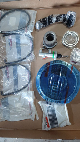 Kit hidráulico para embreagem | trator new holland | ts