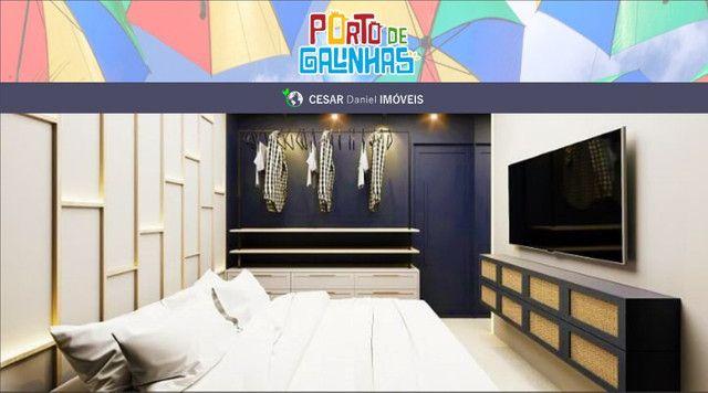 Flats em Porto de Galinhas | 1 Quarto | 30m² | Lançamento - Foto 2
