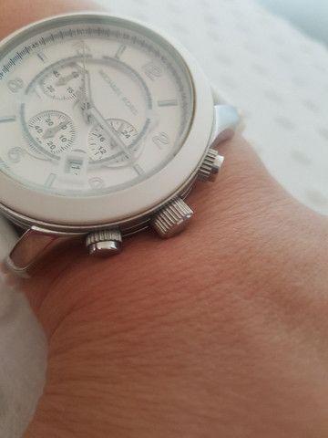 Relógio Michael Kors Branco  - Foto 2