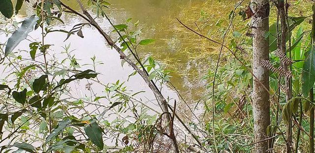 Pedra azul chacara 2.500metro lago nascente agua gravidade plana parcelo troco veiculos - Foto 3