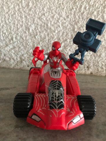 Veículo aranha Marvel homem aranha spiderman  - Foto 3