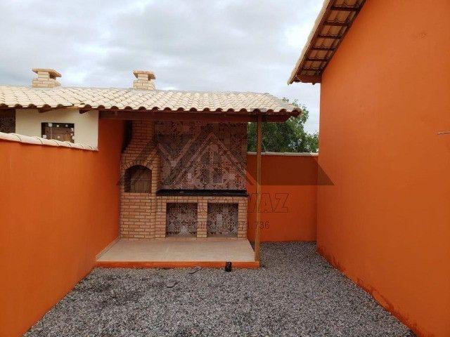 Casa de 02 quartos com área gourmet - Foto 9