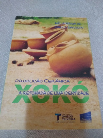 Livro - Produção Cerâmica Xokó - Foto 2