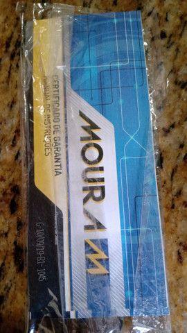 Bateria Moura na garantia - Foto 5
