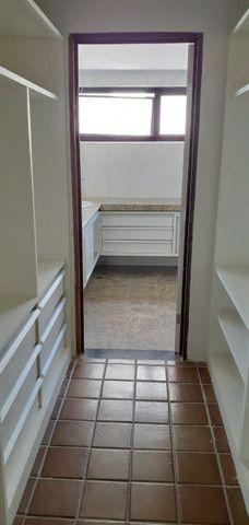AL98 Apartamento 4 Suítes e Varandas, Varandão, 6 Wc, 3 Vagas, 405m², Beira Mar Boa Viagem - Foto 9