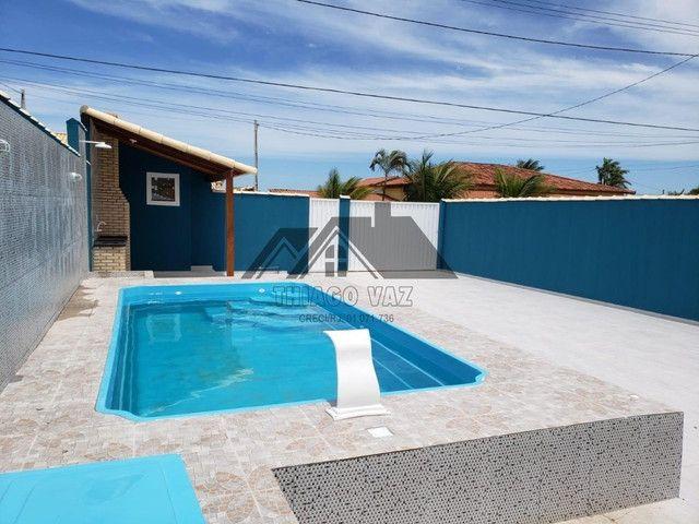 Linda casa com piscina - Foto 14