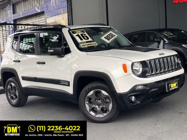 Jeep Renegade A Diesel Em Sao Paulo E Regiao Sp Olx