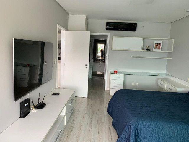 Apartamento Porto Trapiche 1 Quarto 94m2 Nascente Vista Mar Decorado Orla Contorno - Foto 14