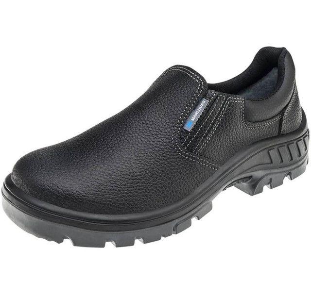 Sapato tênis profissional de segurança Marluvas