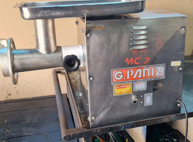 Máquina  de moer carne G- Paniz profissional  - Foto 5
