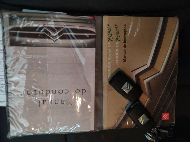 Citroen C4 Picasso GLX 2011 2.0 16V Automático - Foto 5