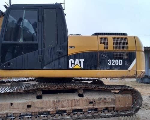 320DL Caterpillar - 11/11 - Foto 2