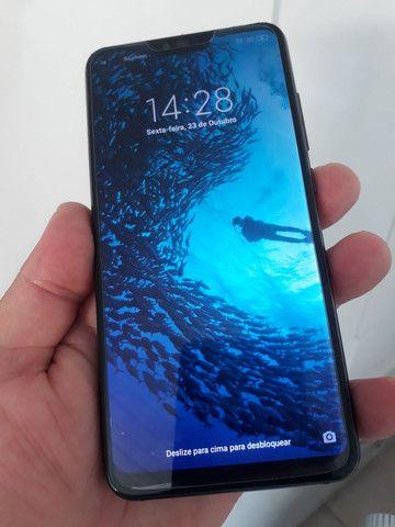 Xiaomi Redmi mi8 lite 128gb 6 ram AC troca original  - Foto 2