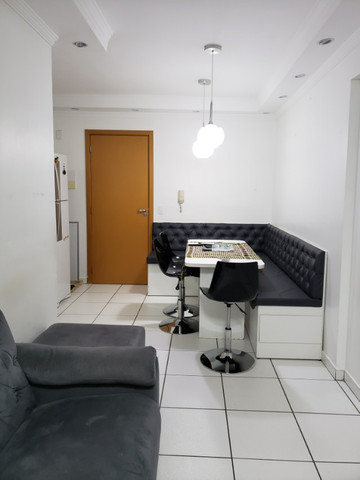 Urgente - Ágio - Apartamento de 2 Quartos 1 Vaga coberta ( Parcelas de 1.100,00) - Foto 12