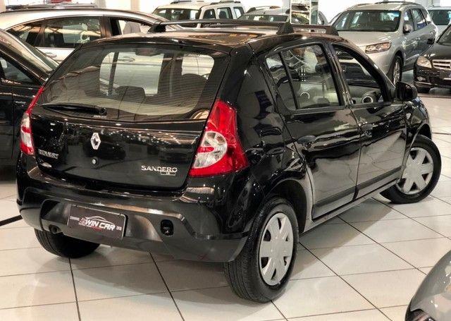 Renault Sandero Expression completo 1.6 - 2011- 70mil km  - Foto 3