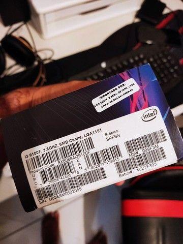 Vendo ou troco Processador Intel Core i3 9100F - Foto 2