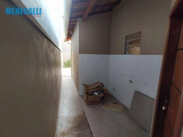 Casa com 2 dormitórios à venda, 70 m² por R$ 245.000,00 - Terra Rica III - Piracicaba/SP - Foto 9