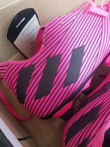 Chuteira Adidas Nemeziz Pra HOJE! Oportunidade - Foto 5