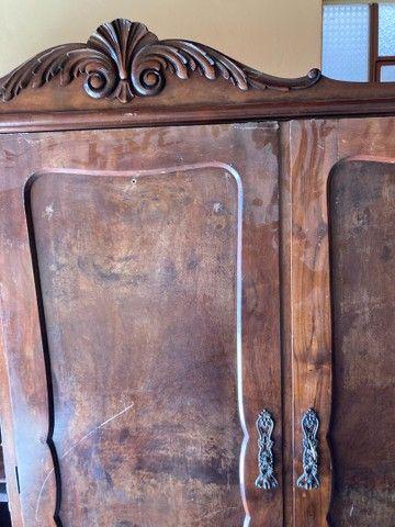 Guarda-roupa antigo  - Foto 3